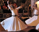 Serious Whirling Dervish Performance